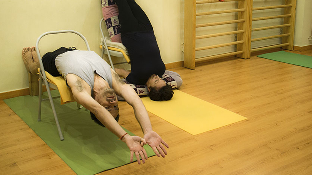 Escuela Yoga